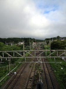 橋の上20170817